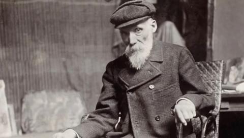 Foto: fragment filmist. Auguste Renoir