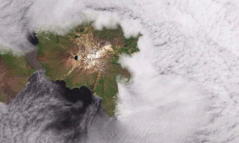 Foto: NASA, kuvatõmmis raamatust