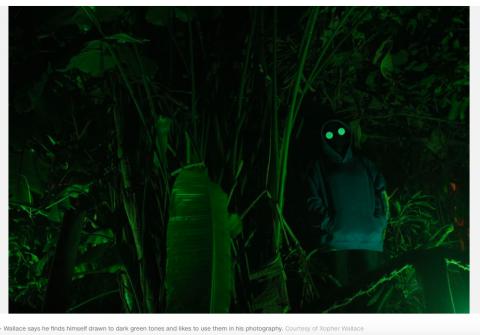 Foto: Fotograaf Xopher Wallace armastab tumerohelistes toonides fotosid