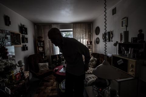 Parim olemusfoto: Iga päev 24 tundi üksi iseendaga /Tairo Lutter, Postimees/